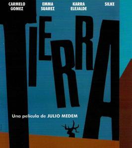 Tierra poster